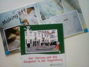Engelsburg-Gespenstergeschichte