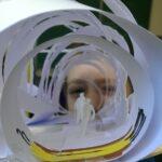 Formenfindung aus Papier